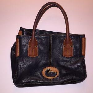 Vintage leather Dooney and Bourne bag